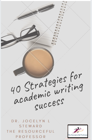 40 strategies for academic writing success