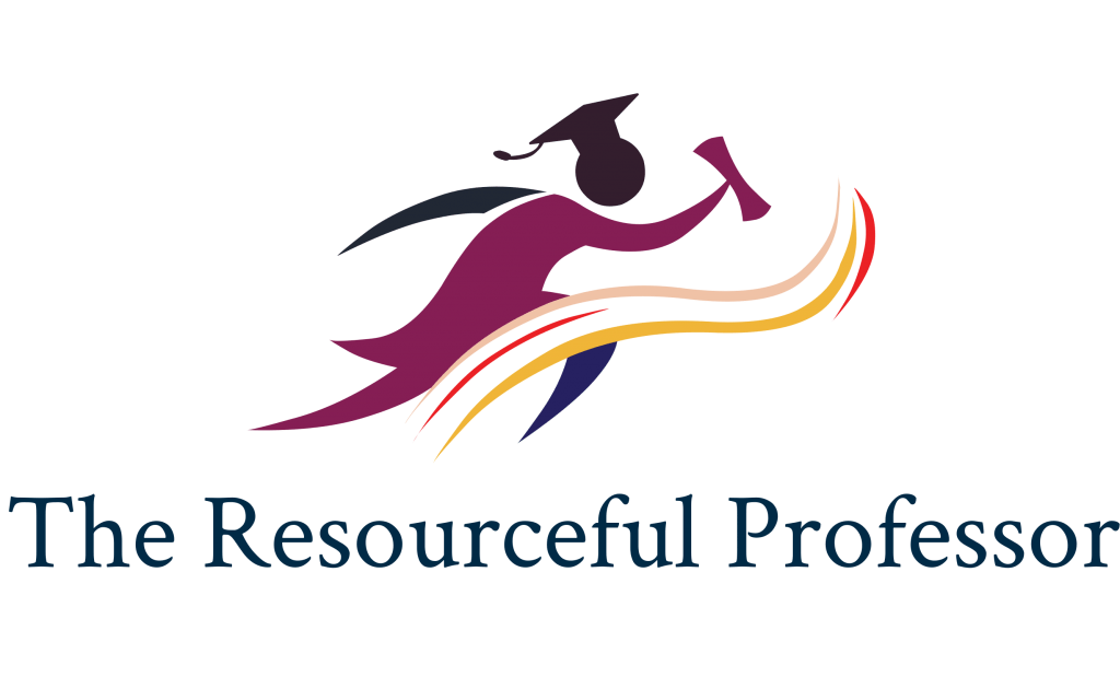 The Resourceful Professor logo