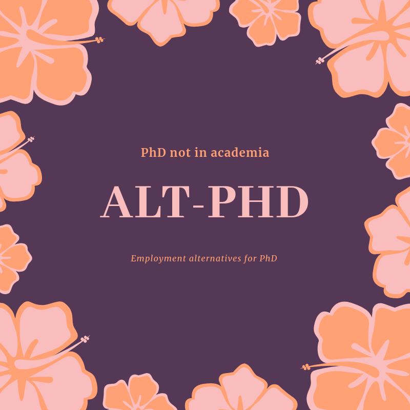 ALT-PhD. Part 2